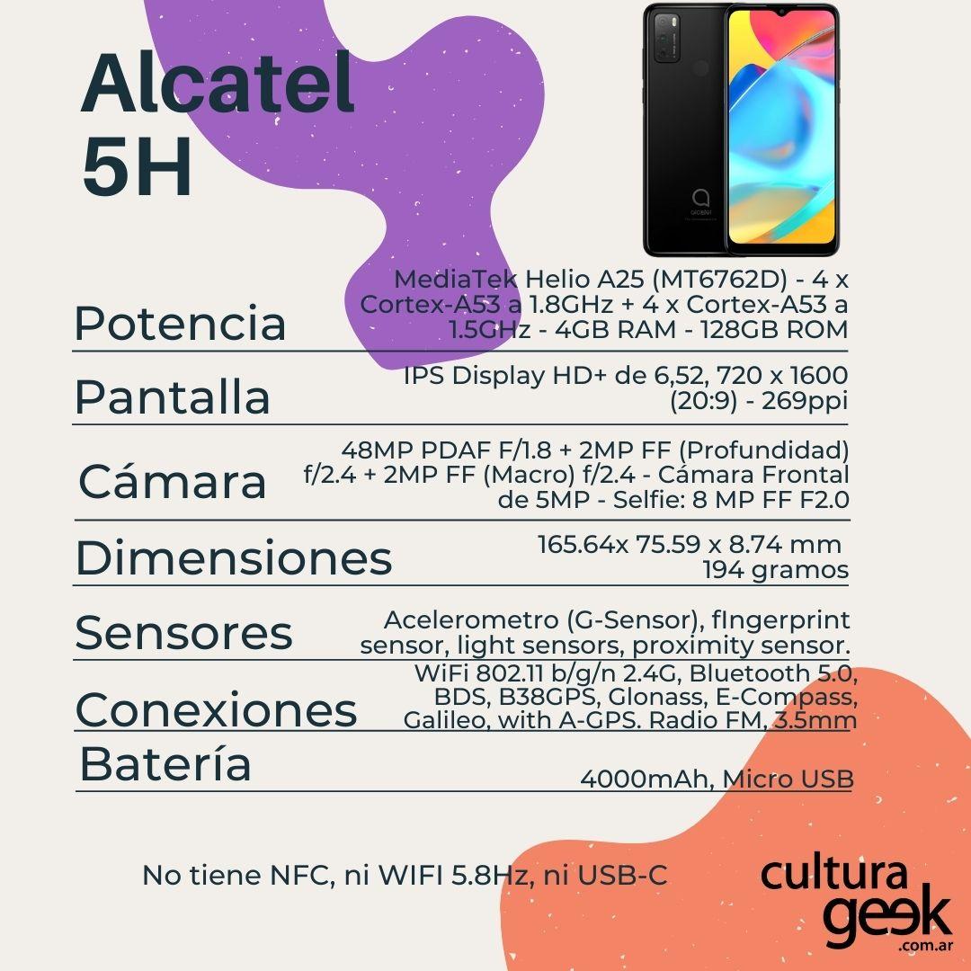 Alcatel 5H