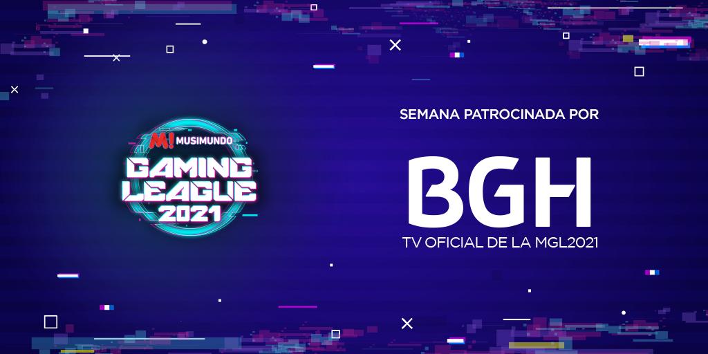 musimundo gaming league