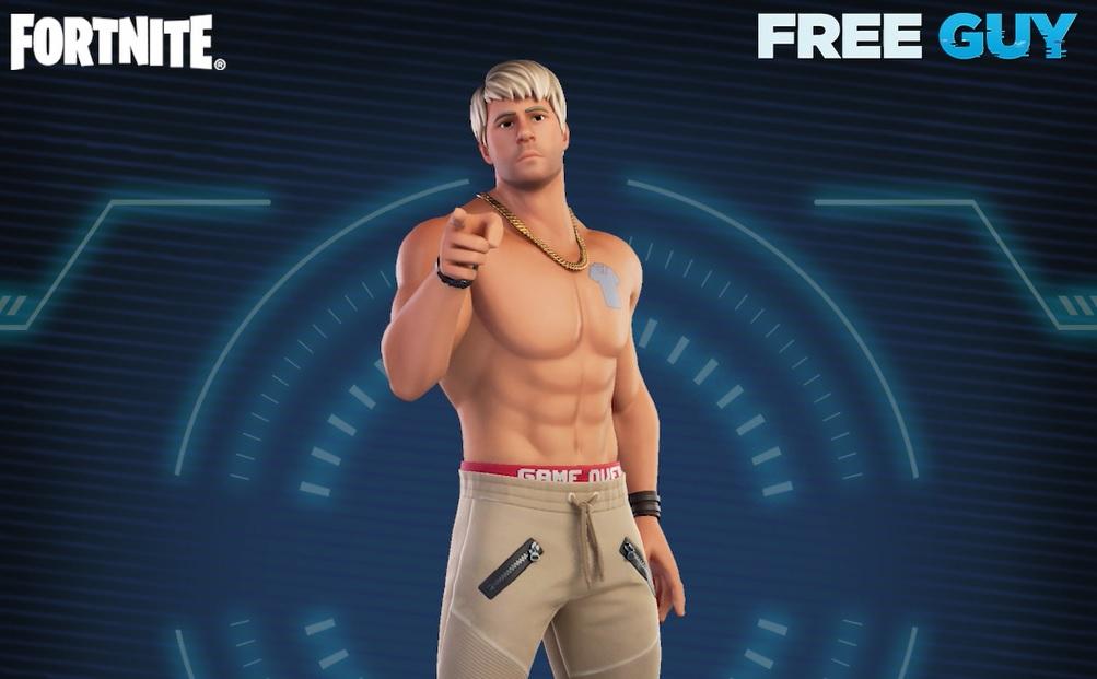 Free-Guy-Fortnite-Cultura-Geek-1