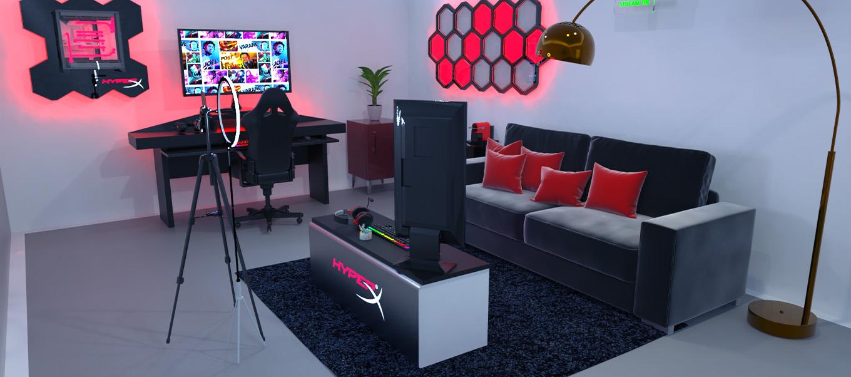 HyperX Chill Room