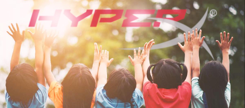 HyperX niñez
