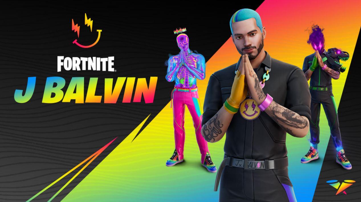 J-Balvin-Fortnite-Cultura-Geek-1
