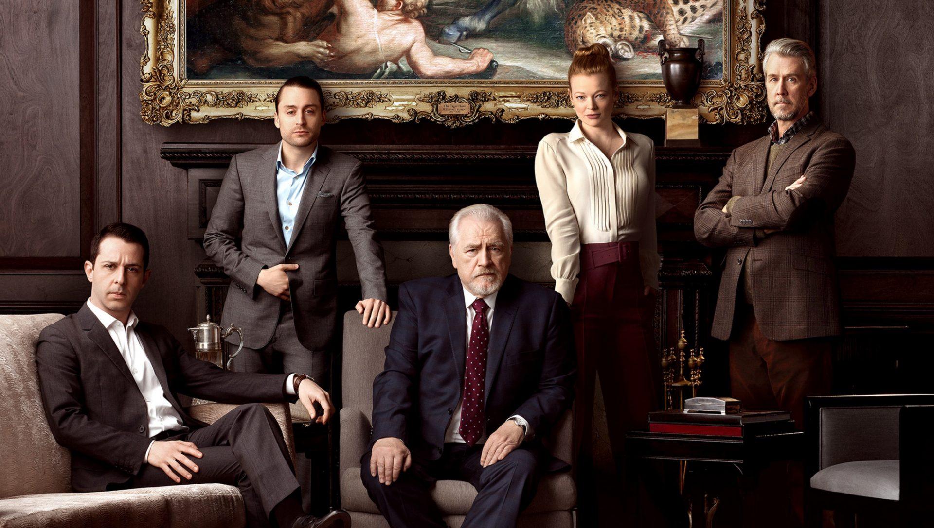 Succession tercera temporada