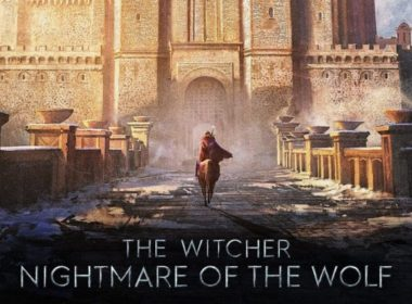 The Witcher Nightmare of the Wolf