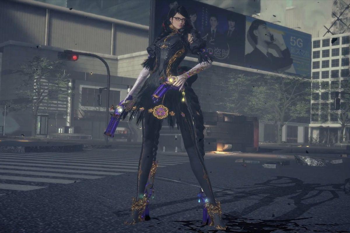 Bayonetta 3 IMG FIGURA COMPLETA www.culturageek.com.ar