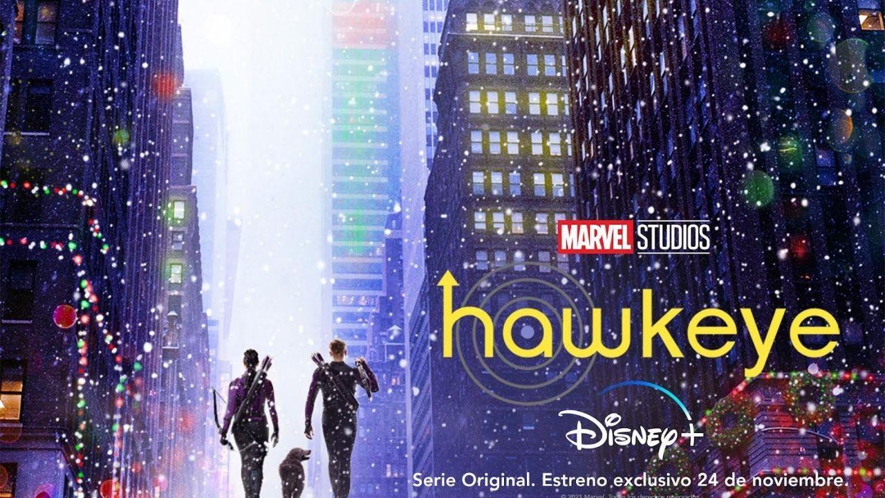 Hawkeye tráiler