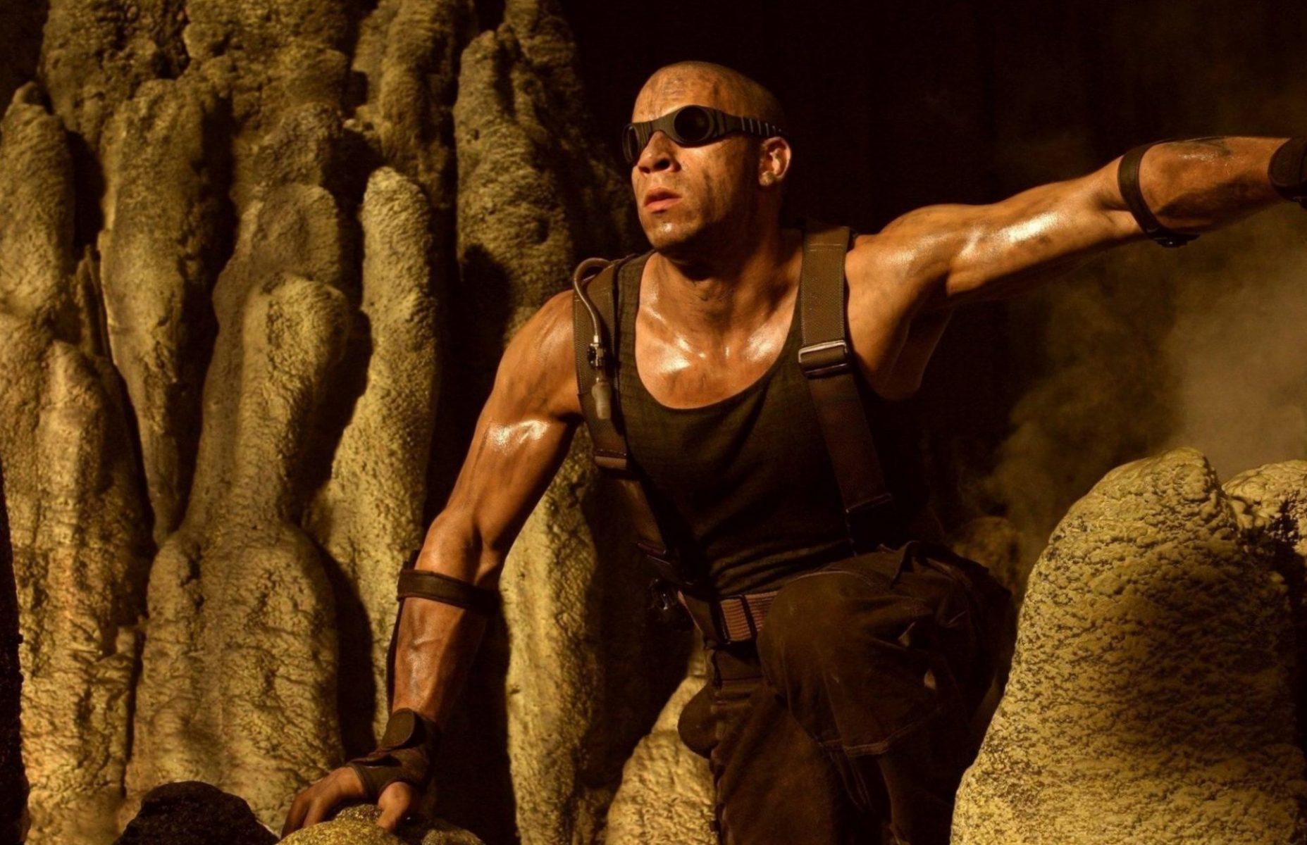 Riddick anime