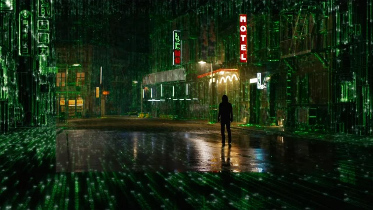 Matrix tráiler