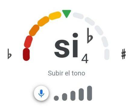 Google tuner afinar guitarra