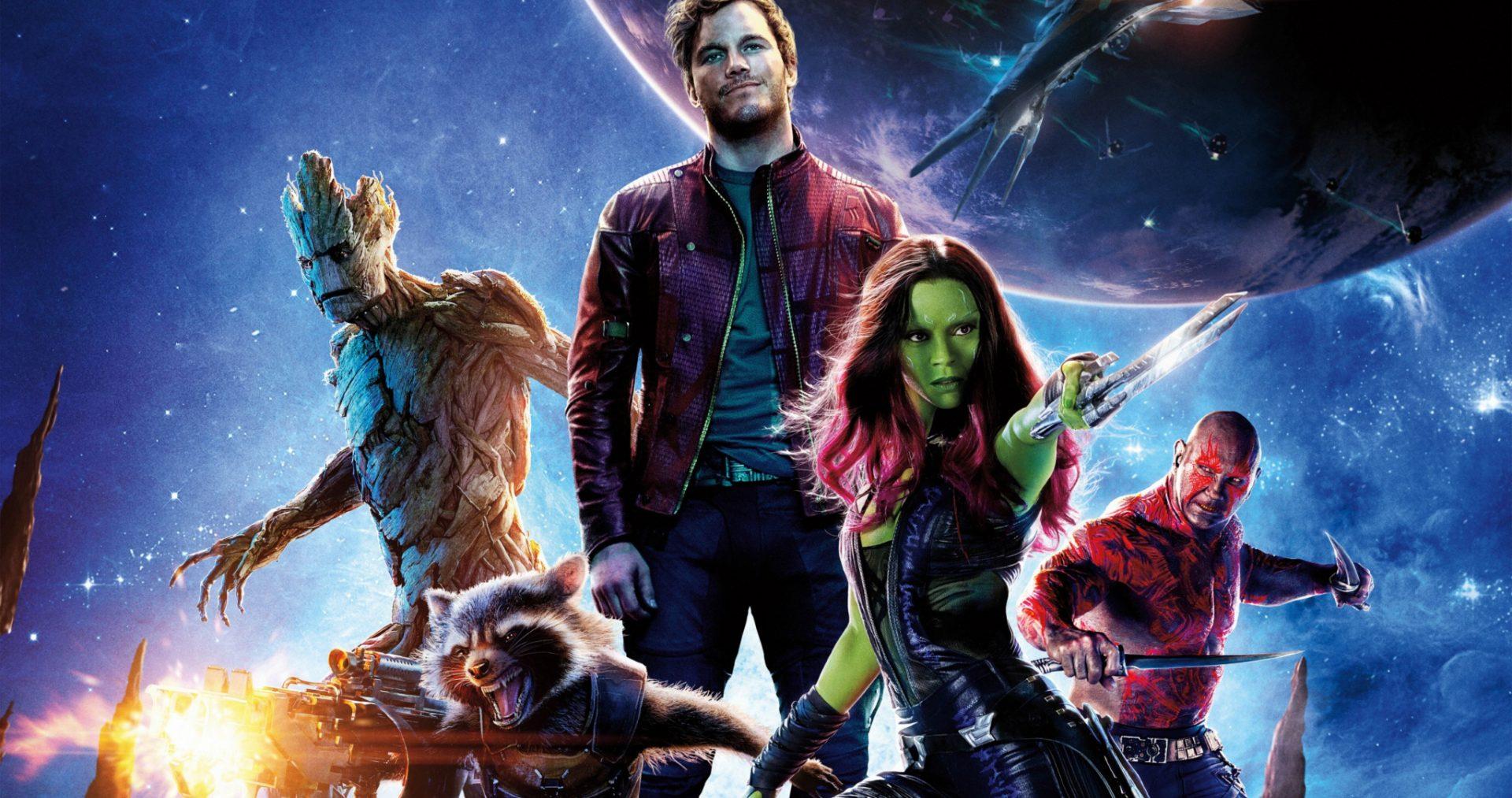 Guardianes de la Galaxia especial