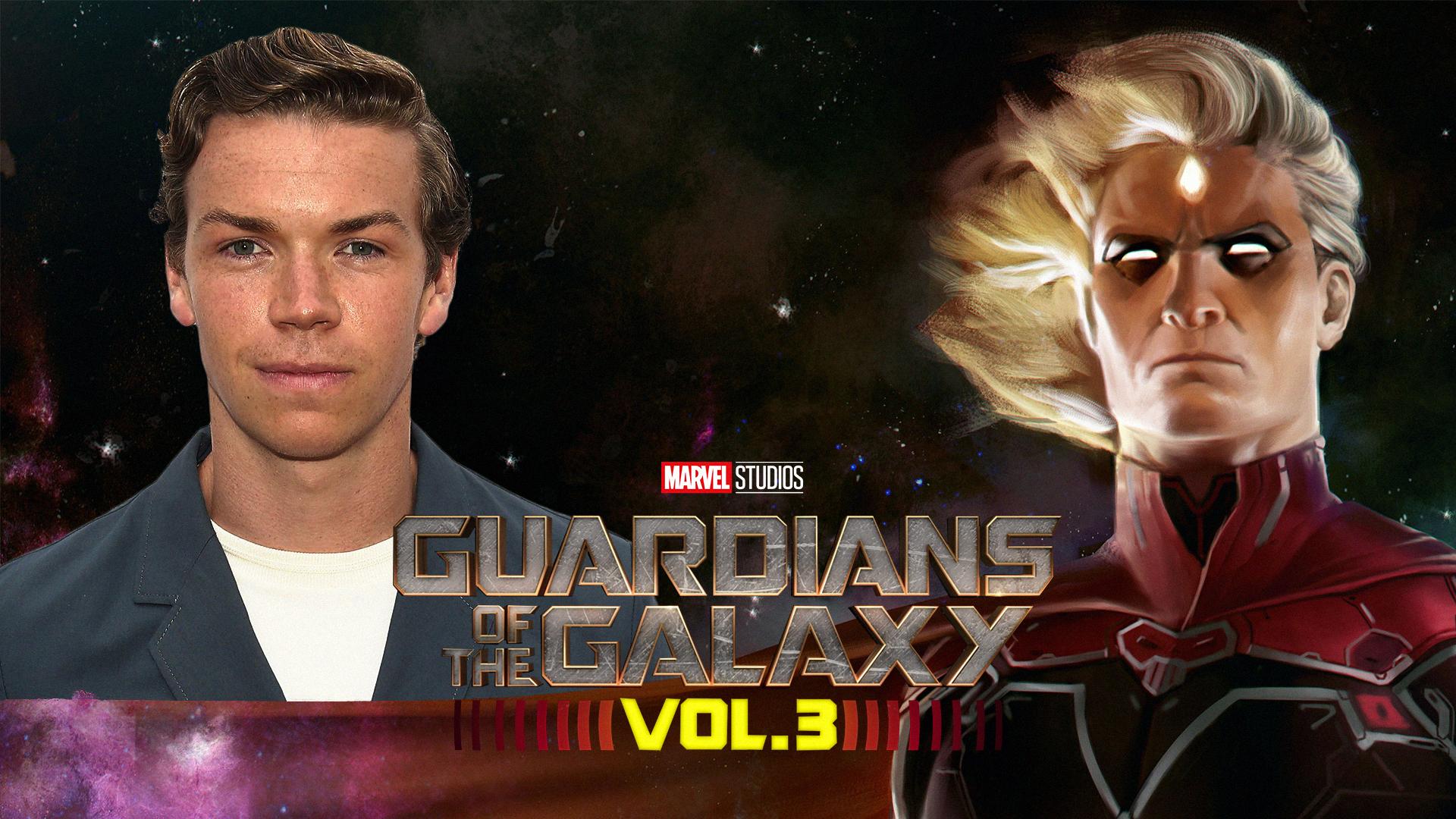 Guardianes de la Galaxia Warlock